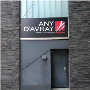 Any D'AVRAY